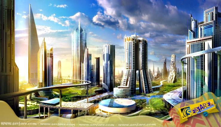Ξεπερνάει κάθε φαντασία! Δείτε πώς θα είναι οι κορυφαίες πόλεις του μέλλοντος!