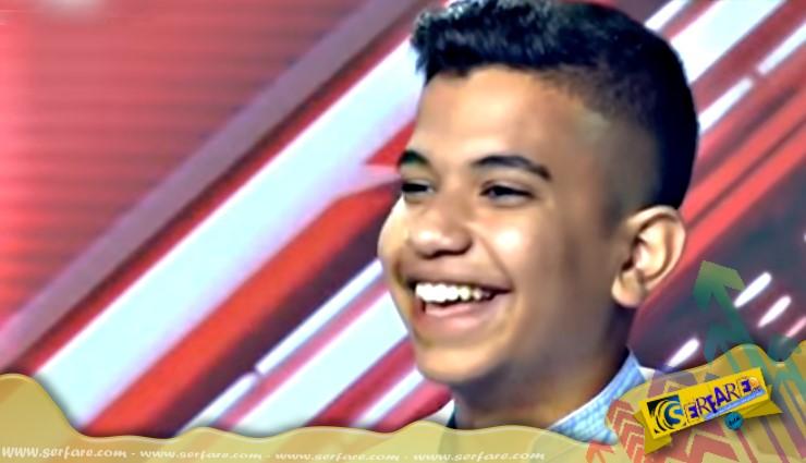 Το τσιγγανάκι που σάρωσε το X-Factor!
