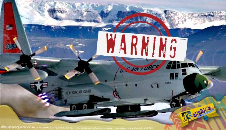 Πρώην αξιωματικός του αμερικανικού Ναυτικού αποκαλύπτει: Τι είδα στην Ανταρκτική!