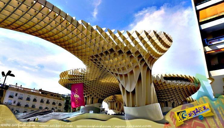 Metropol Parasol: Δείτε την μεγαλύτερη ξύλινη κατασκευή στον κόσμο!