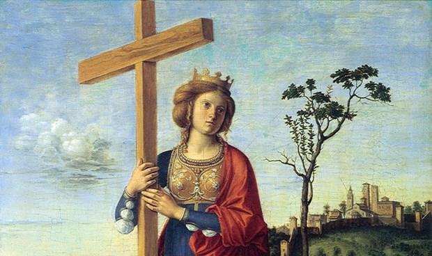 Αυτή ήταν η Αγία Ελένη;