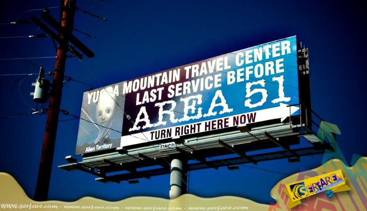 Area 51: Ο μύθος της περιοχής – «φάντασμα»