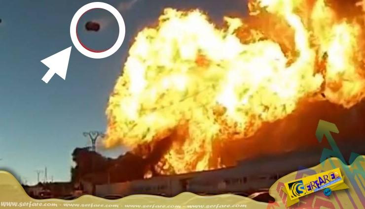 Συγκλονιστικές εκρήξεις που θα σας αφήσουν «άφωνους»!