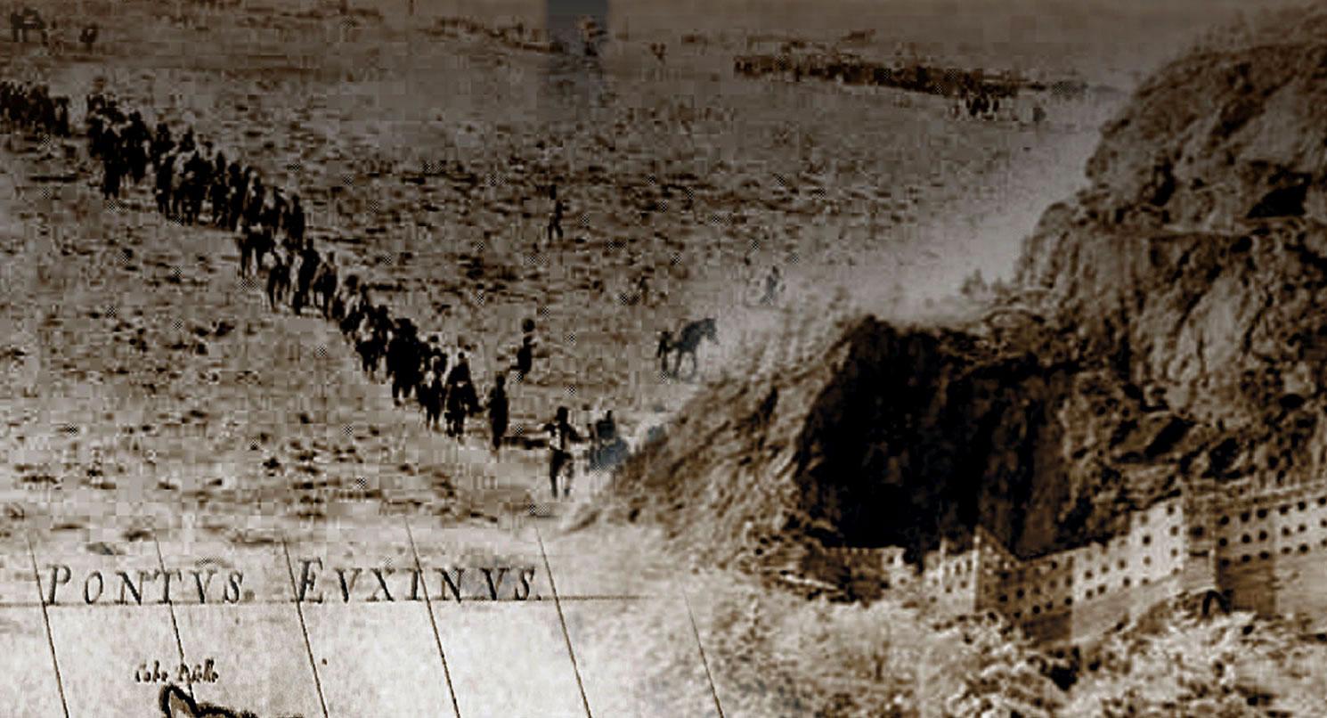 Γενοκτονία των Ποντίων - Γεγονότα - Ιστορικο