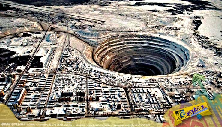 Norilsk: Η πιο μολυσμένη πόλη του πλανήτη!