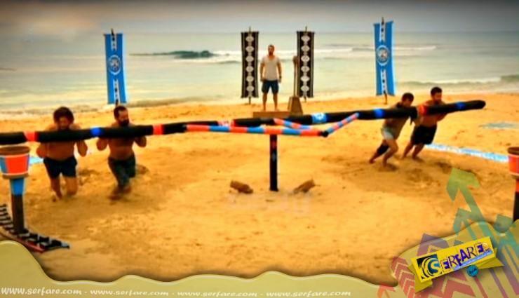 #SurvivorGR 1-05-17: Αυτοί είναι οι σημερινή νικητές ...