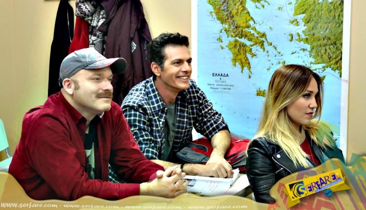 Οι Συμμαθητές επεισόδια 3ου κύκλος: Σοκ για την Μαριλένα!