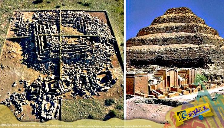 H αρχαιότερη πυραμίδα στη Γη «κρύβει» τάφο εξωγήινων;