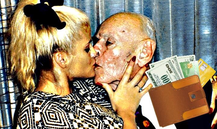 Όταν ο έρωτας είναι τυφλός και περνάει από το ... πορτοφόλι!