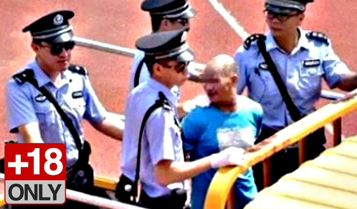Λαϊκό δικαστήριο με 10.000 «θεατές» καταδίκασε και εκτέλεσε 8 εμπόρους ναρκωτικών!