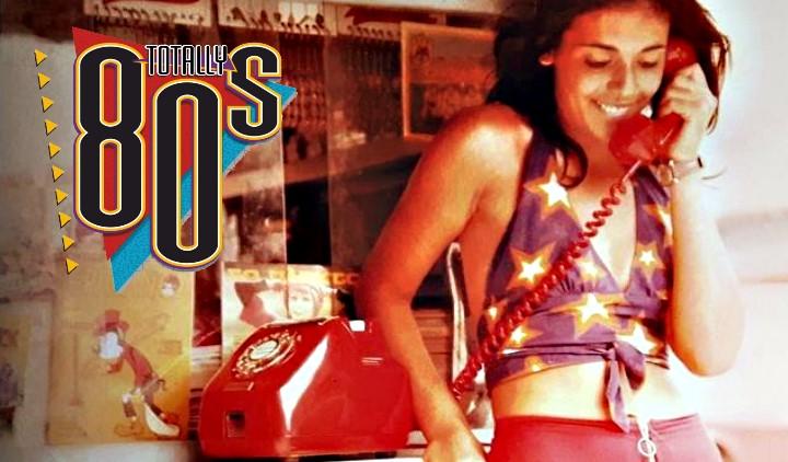 Τα θρυλικά κόκκινα τηλέφωνα της δεκαετίας του '80