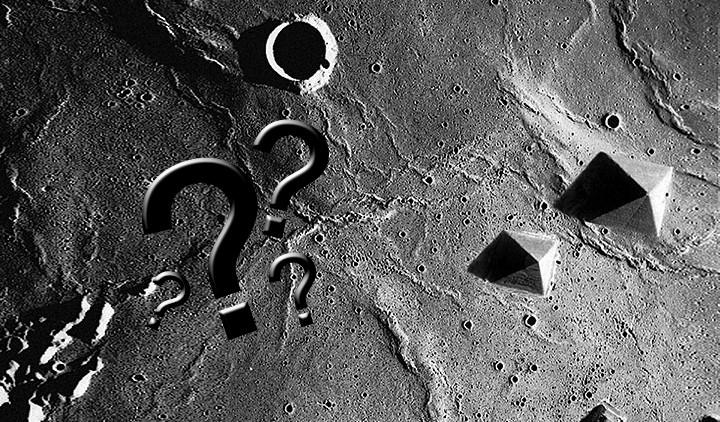 Σελήνη: Δείτε τις δέκα πιο μυστηριώδεις και ανεξήγητες φωτογραφίες της!