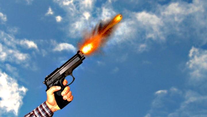 Γνωρίζετε τι συμβαίνει με την σφαίρα όταν πυροβολούμε στον ουρανό;