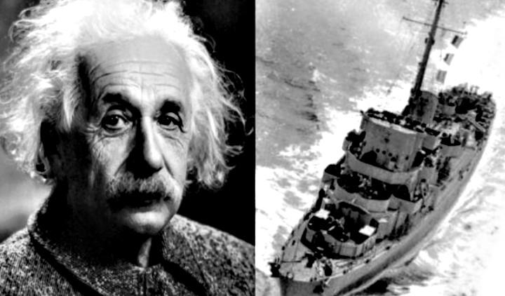 Το Πείραμα της Φιλαδέλφειας: Το πλοίο που εξαφανίστηκε για 18 λεπτά και οδήγησε στην παράνοια το πλήρωμά του!