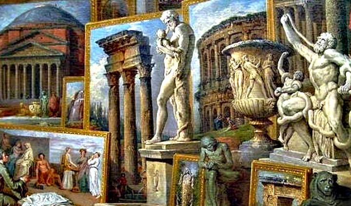Τι είπαν οι Ρωμαίοι για τους Έλληνες - Επίκαιρο όσο ποτέ!