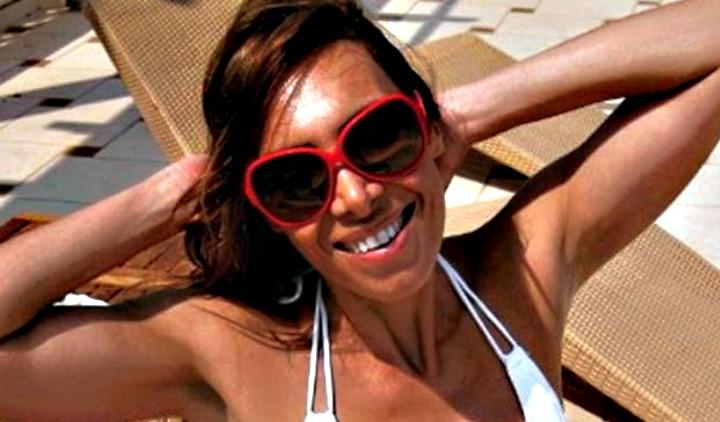 Ποζάρει σ@ξι Ελληνίδα 50αρα της σόουμπιζ και «ρίχνει» το instagram!
