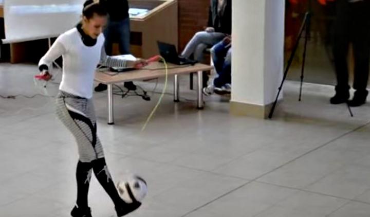 Αν νομίζεις ότι ξέρεις καλό σχοινάκι, δες την Adrienn Banhegyi (video)