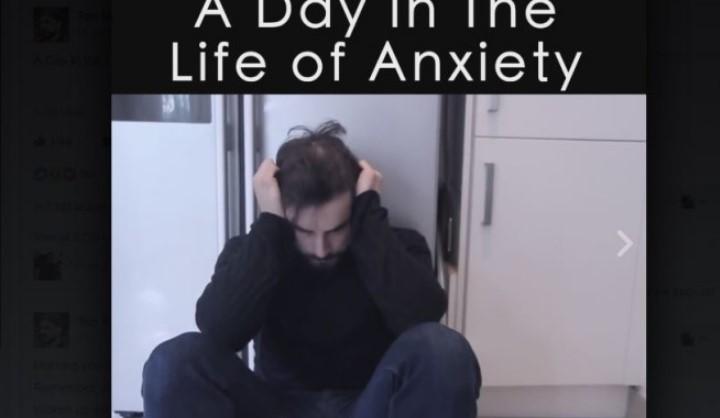 Αγχώδεις διαταραχές: Το βίντεο που σαρώνει στο Facebook!