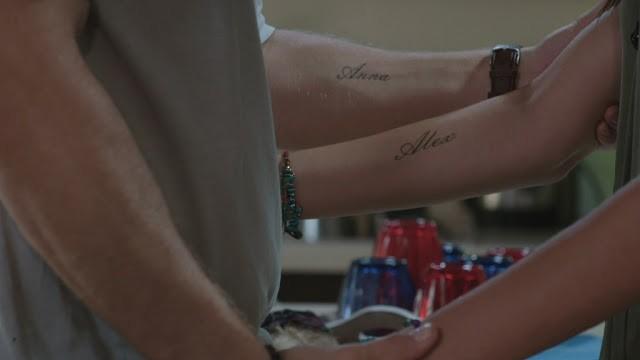 Το Τατουάζ Alpha: Ο Άλεξ και η Άννα Εξαφανίζονται!