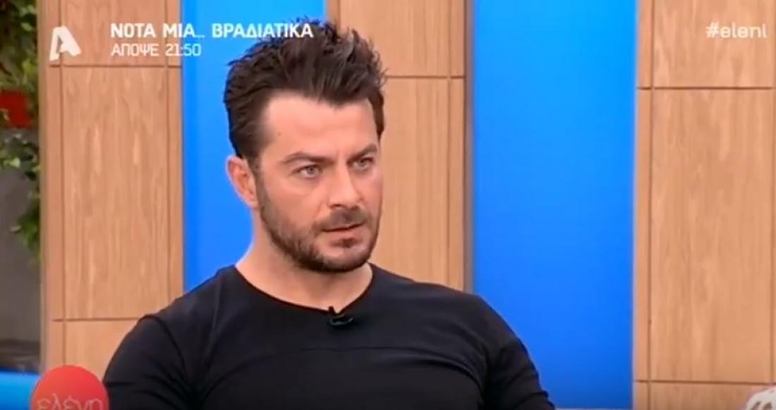 Γιώργος Αγγελόπουλος: Η Παπαδημητρίου, η Δαλάκα και η αποκάλυψη για την πρόταση γάμου με... Ε9 (video)