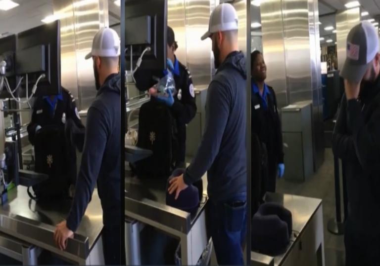 Ρεζίλι στο αεροδρόμιο! Πατέρας έκρυψε δοvητή στην τσάντα του γιου του!