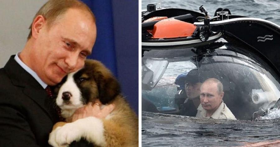 Τα πιο περίεργα και ακριβά αντικείμενα του Πούτιν!