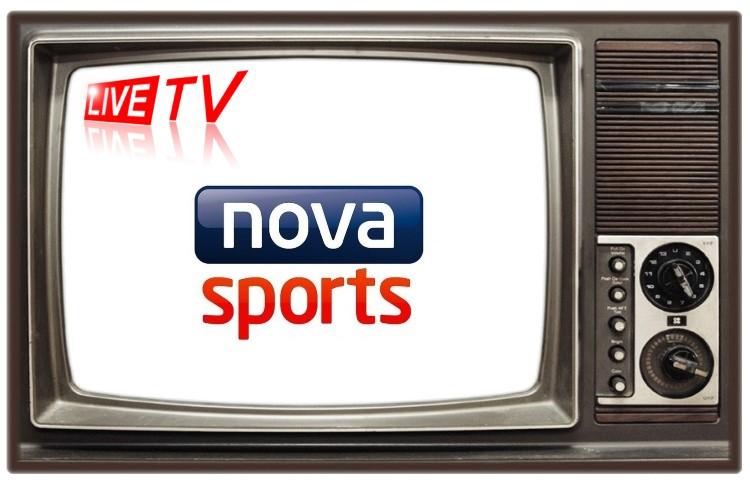 NOVA SPORTS TV LIVE (Livestreaming)