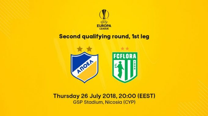 Apoel - Flora Livestreaming