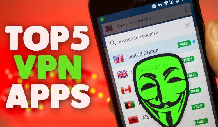 Δωρεάν Android VPN εφαρμογές
