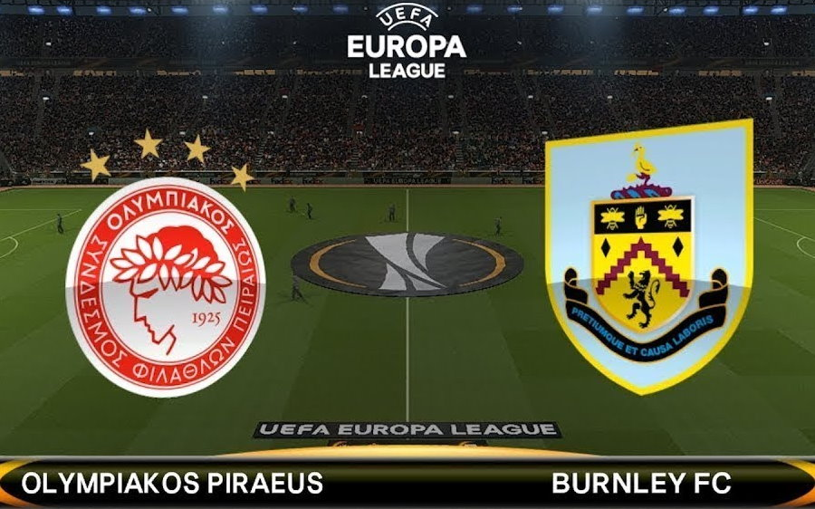 Olympiacos - Burnley Livestreaming