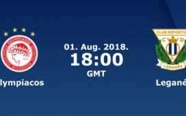 Olympiacos - Leganes Livestreaming