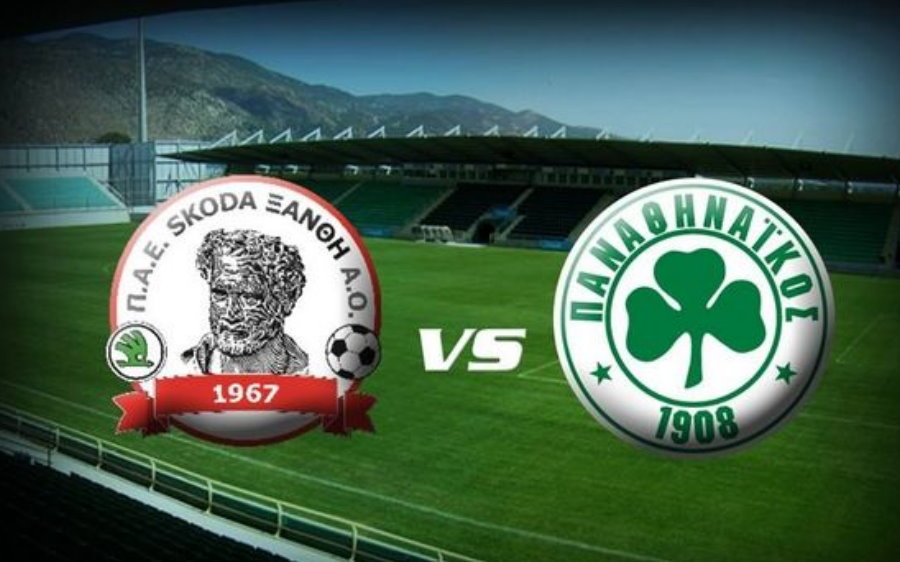 Xanthi - Panathinaikos Live Streaming