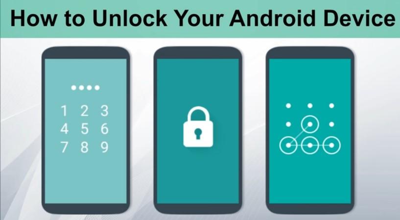 Ξεκλείδωμα PIN: Τρόποι να ξεκλειδώσεις τη συσκευή σου αν έχεις ξεχάσει το Μοτίβο ή το PIN