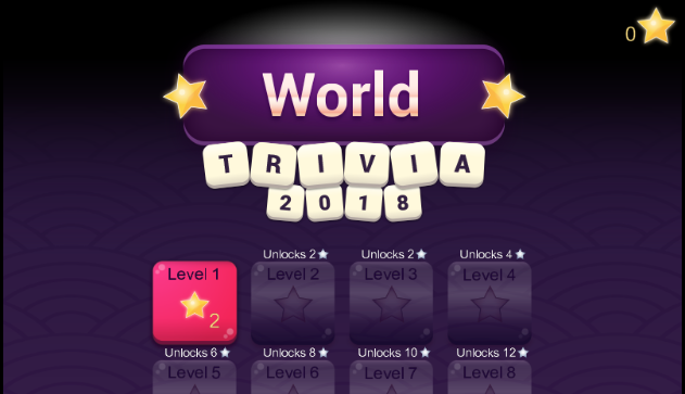 World Trivia 2018