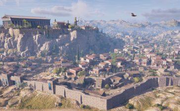 Μοναδικό ταξίδι στην αρχαία Αθήνα με το παιχνίδι Assassin's Creed Odyssey