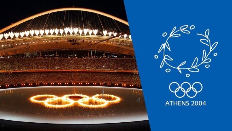 Η «ανατριχιαστική» έναρξη των Ολυμπιακών αγώνων της Αθήνας (HD Video)