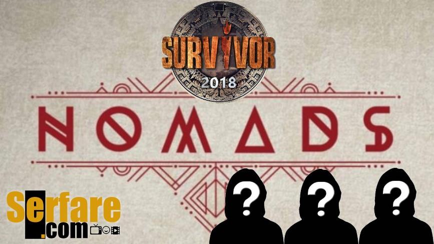 Nomads 3 Διαρροή: Tα ονόματα του Survivor 2 που πάνε Μαδαγασκάρη!