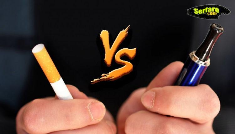 Ηλεκτρονικό τσιγάρο η κανονικό τσιγάρο: Κίνδυνοι και διαφορές