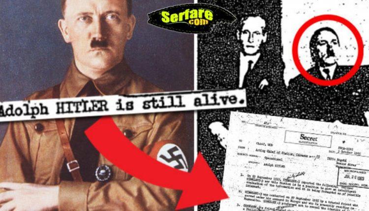 Το FBI γνώριζε ότι ο Χίτλερ έζησε μέχρι το 1984