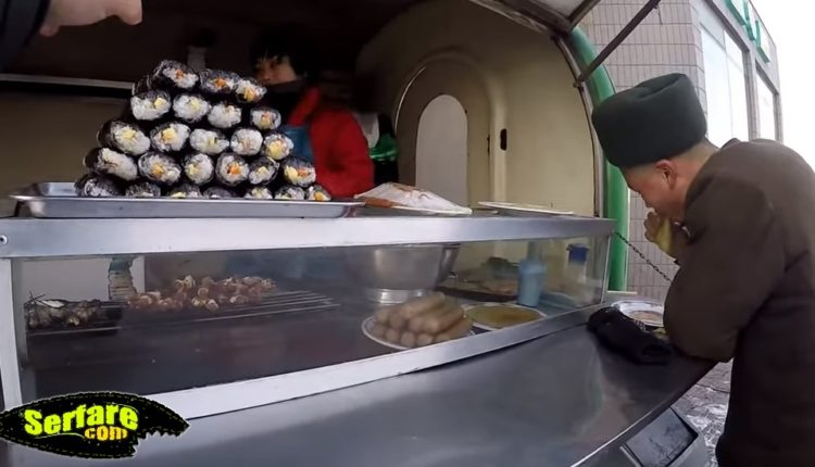 Κι όμως στην πρωτεύουσα της Βόρειας Κορέας υπάρχει Street Food