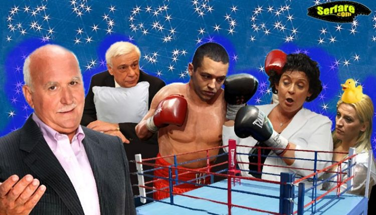 Καυγάδες της Ελληνικής Τηλεόρασης που δεν θα ξεχάσουμε ποτέ! Πάρτε μαντήλι ...