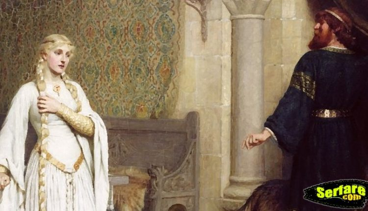 Lady Godiva: Ο θρύλος της γuμνής κόμισσας