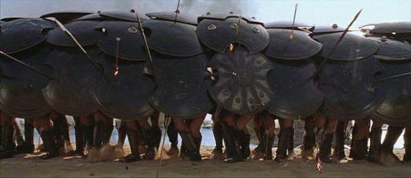Οι Μυρμιδόνες του Αχιλλέα!