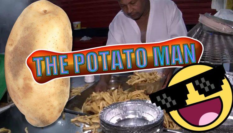 Αυτός είναι ο Άρχοντας της πατάτας! Κλαίμε από συγκίνηση ...
