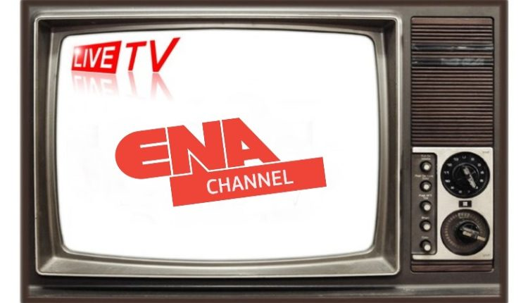 ENA CHANNEL TV (Livestreaming)