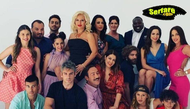Αν ήμουν πλούσιος Ηθοποιοί: Τα πάντα για καστ και ρόλους της νέας σειράς