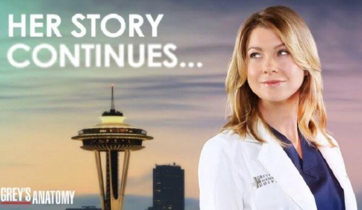 Grey's Anatomy: Ο 15ος κύκλος στον ALPHA