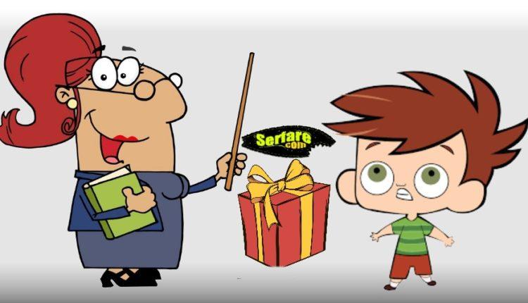 Ανέκδοτο: Το δώρο στη δασκάλα - Τι να είναι άραγε;