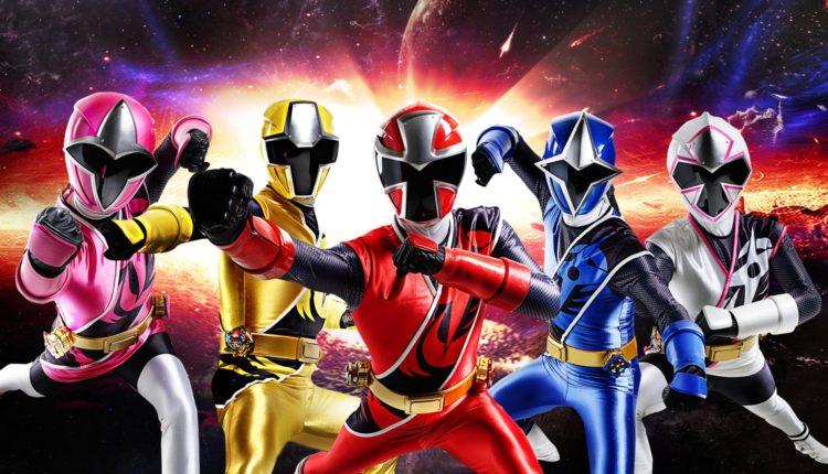 Power Rangers Χρωμοσελίδες