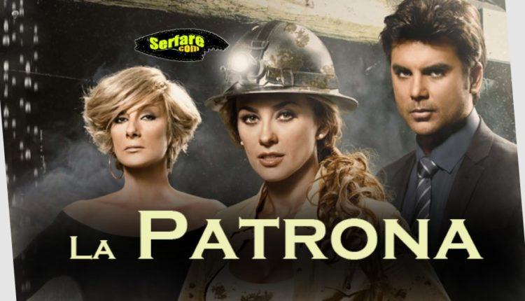 La Patrona – Επεισόδιο 1, 2, 3, 4, 5, 6, 7, 8, 9, 10, 11, 12, 13, 14, 15